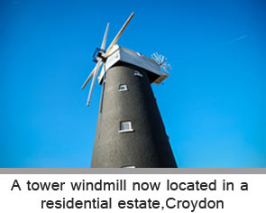 black windmill croydon