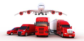 logistics and courier transport