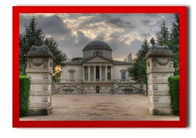 picture of Chiswick House in hounslow