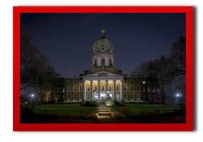 picture of the imperial war museum in lambeth london